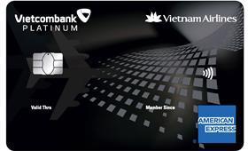 Thẻ tín dụng Vietcombank Vietnam Airlines