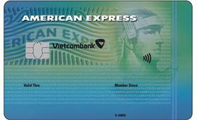 Thẻ tín dụng Vietcombank American Express