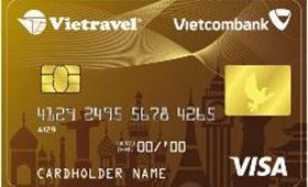 Thẻ tín dụng Vietcombank Vietravel Visa