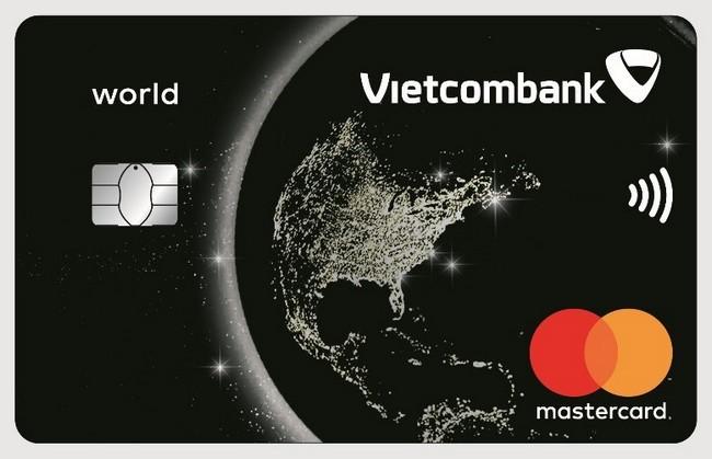 Thẻ tín dụng Vietcombank  Mastercard World