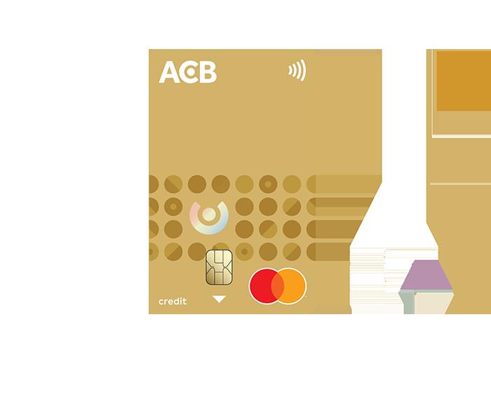 Thẻ tín dụng ABC Master Gold