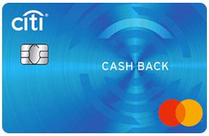 Thẻ tín dụng Citybank cashback