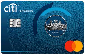 Thẻ tín dụng Citybank rewards