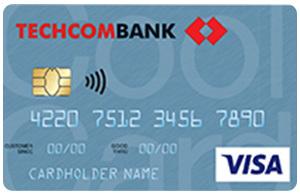 Thẻ tín dụng Techcombank Cash