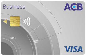 Thẻ tín dụng ABC visa business