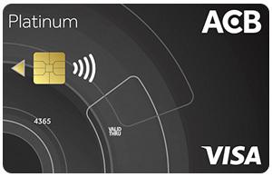 Thẻ tín dụng ABC visa platinum