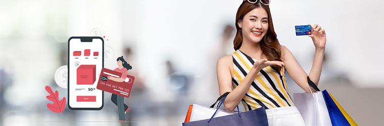 Thẻ tín dụng AGRIBANK shop