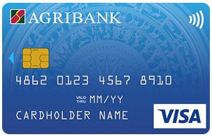 Thẻ tín dụng AGRIBANK classic