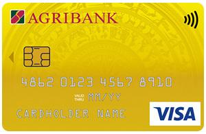 Thẻ tín dụng AGRIBANK gold
