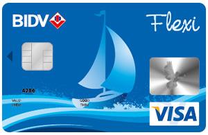 Thẻ tín dụng BIDV classic