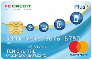 Thẻ tín dụng FECredit CC