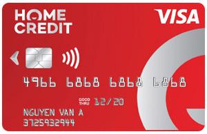 Thẻ tín dụng Home Credit classic