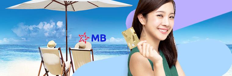 Thẻ tín dụng MB travel