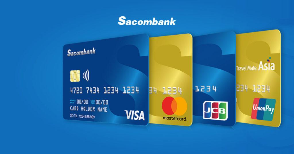 Thẻ tín dụng SACOMBANK social