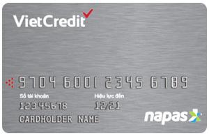 Thẻ tín dụng Vietcredit