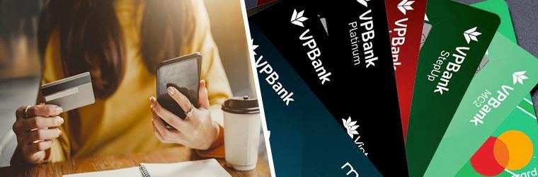 Thẻ tín dụng VPBank cards