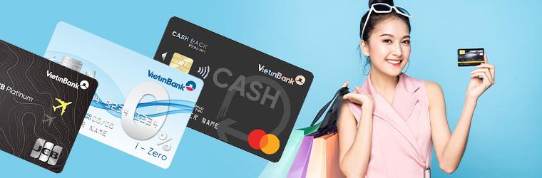 Thẻ tín dụng VietinBank