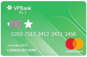 Thẻ tín dụng VPBank CC