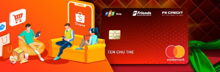 Thẻ tín dụng FE CREDIT shop