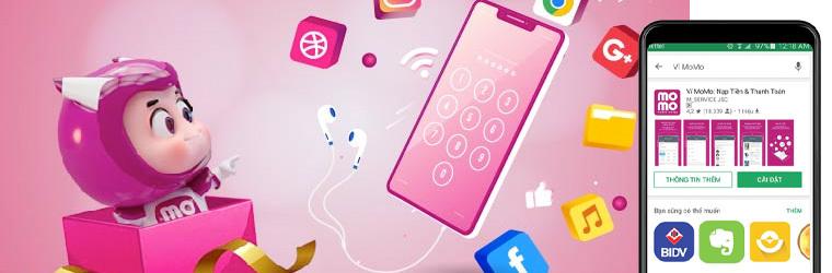 Momo ví điện tử