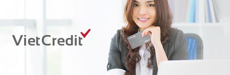 Thẻ tín dụng Vietcredit credit cards