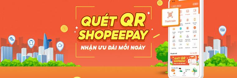 Ví điện tử Shopeepay airpay wallet