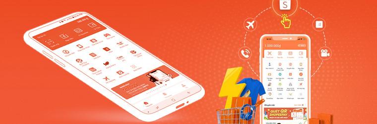 Ví điện tử Shopeepay airpay