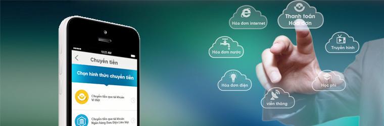 Ví điện tử Vi Viet mobile