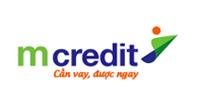 Vay thế chấp MCredit logo