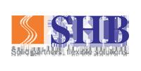 Vay thế chấp SHB logo