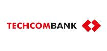 Vay thế chấp Techcombank logo
